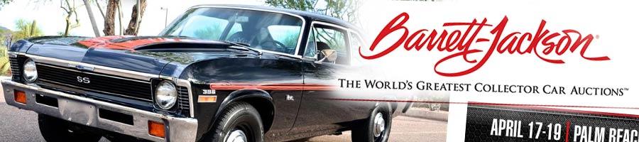 Scottsdale famous auto auction.