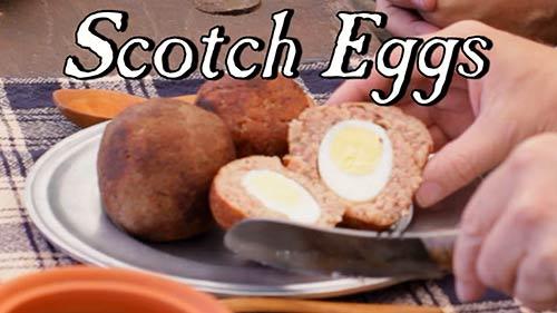 Scotch Eggs video title