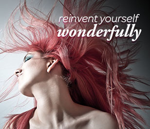 Website redesign, reinvent your self wonderfully.